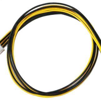 کابل برق کارت گرافیک 6 پین به 6 پین دایا 65سانتی متر