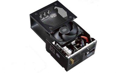 Cooler Master MasterWatt 650W 80Plus Bronze Power Supply پاور کولرمستر مدل مستروات با توان ۶۵۰ وات
