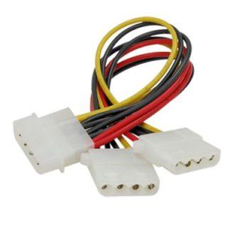 کابل تبدیل 1 به 2 برق پاور IDE