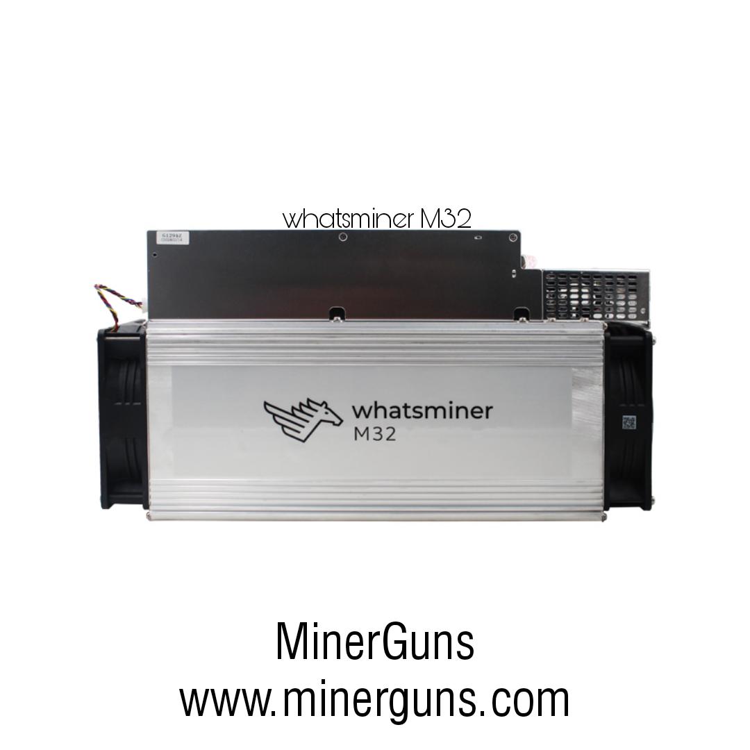 دستگاه ماینر Whatsminer M32