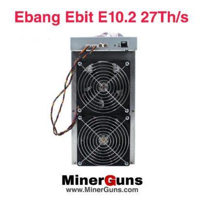دستگاه Ebang Ebit E10.2